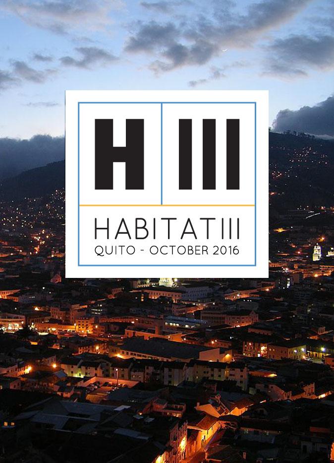 Participación en Hábitat III