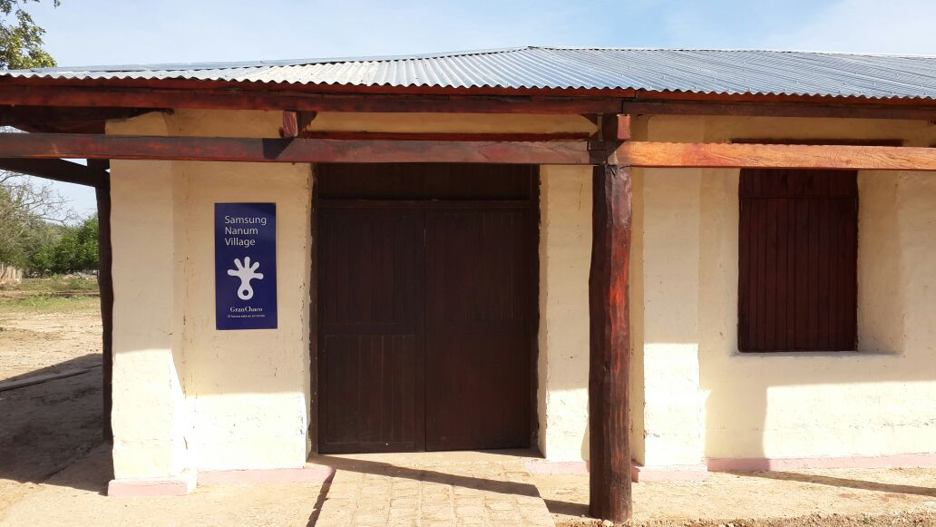 El Centro Nanum Village, motor del desarrollo en Paraje El Quebracho