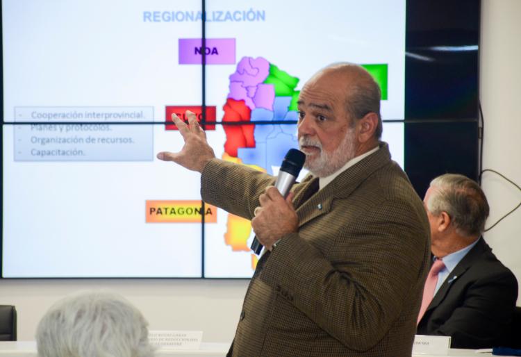 Fue presentado el Sistema Nacional de Gestión Integral del Riesgo