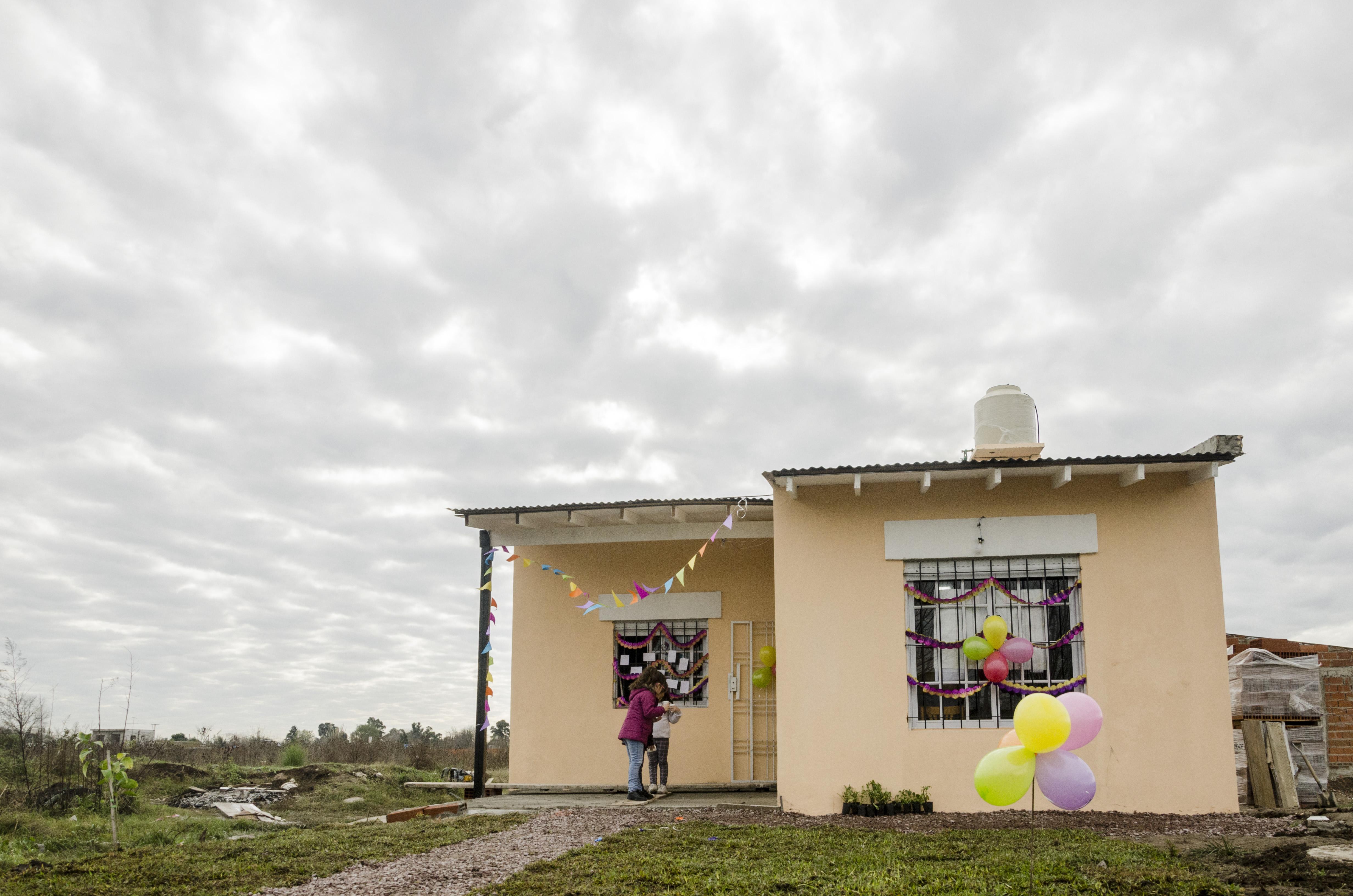 Celebrar la vivienda digna