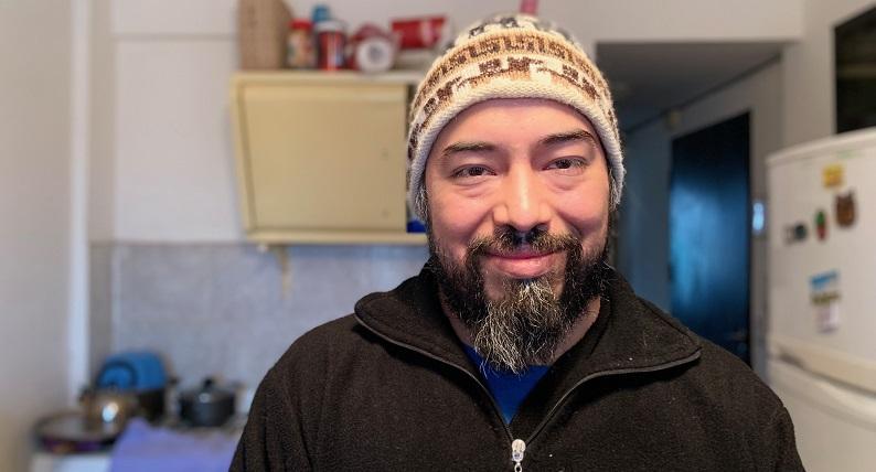 Guillermo: vivir alquilando