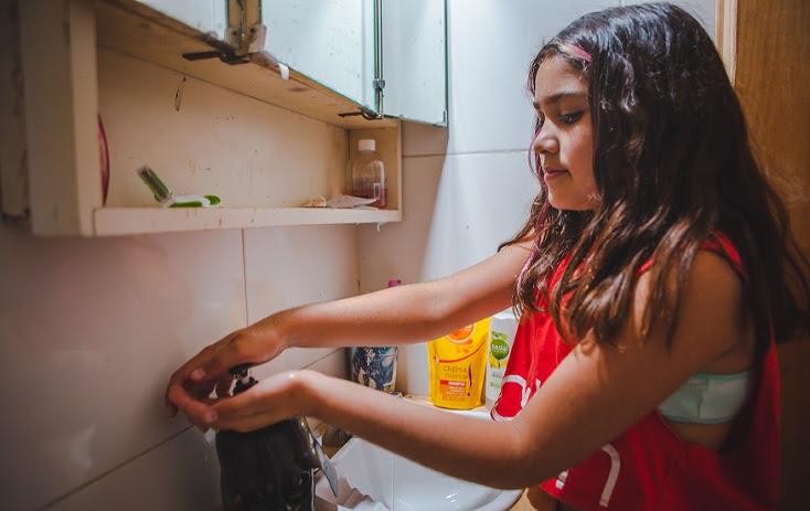 Mejoras en las viviendas: Saneamiento y reducción del riesgo eléctrico