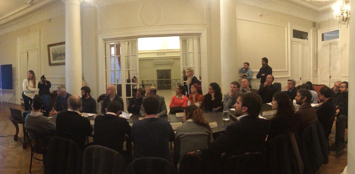 Presentación de propuesta sobre alquileres al Jefe de Gobierno de la Ciudad de Buenos Aires
