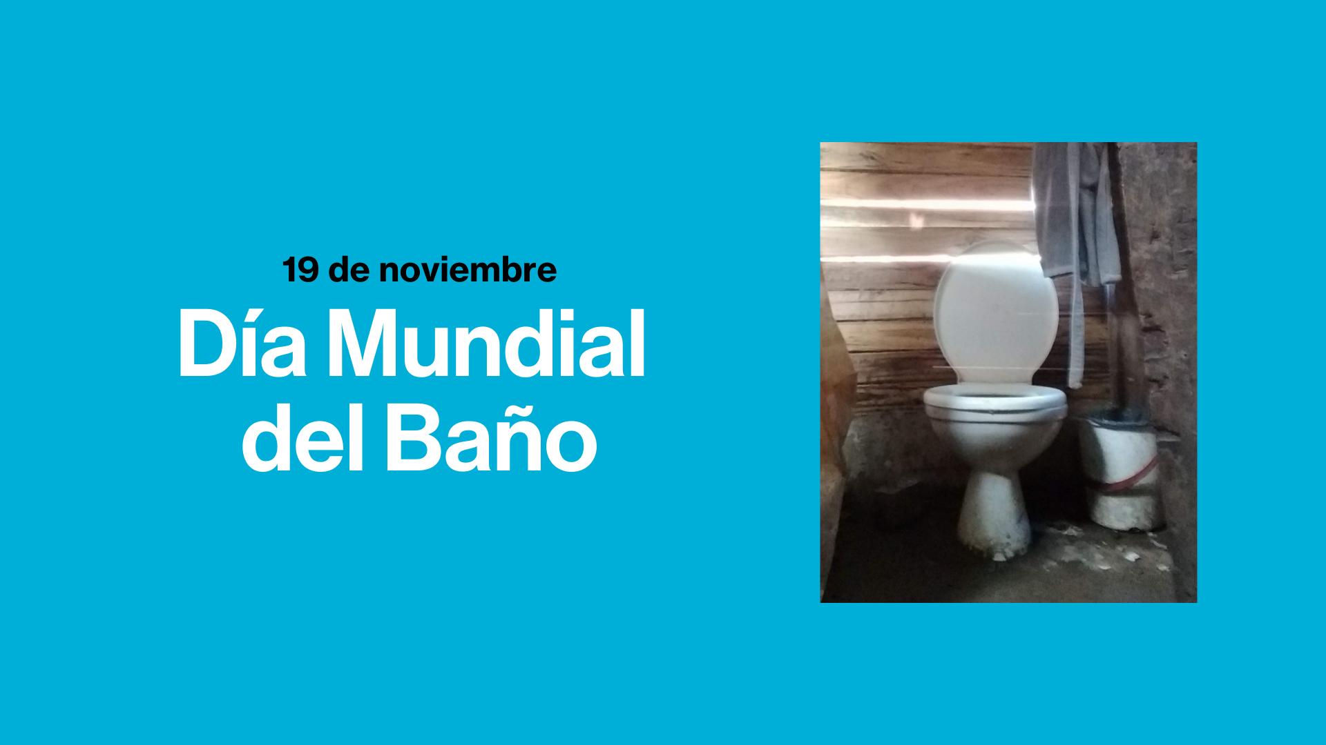 Día Mundial del Baño – 19 de noviembre 2020